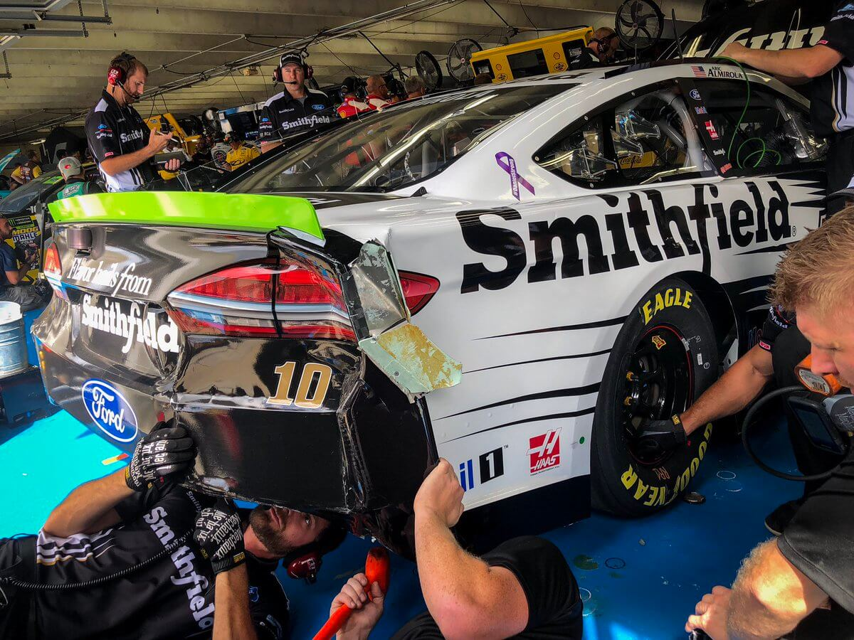 Roval practice times september 28 2018 nascar cup for Charlotte motor speedway drag racing