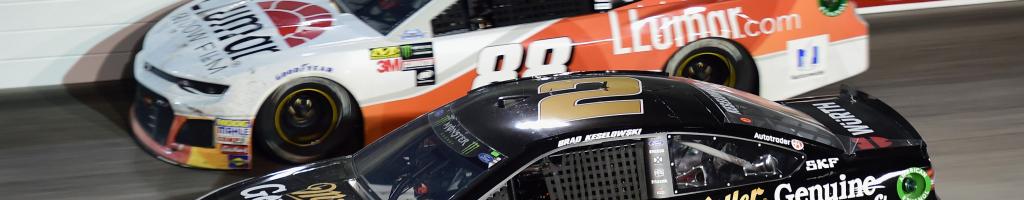 Darlington Starting Lineup: May 17, 2020 (NASCAR Cup Series)