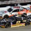 Brad Keselowski at Darlington Raceway