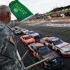 Brad Keselowski at Lucas Oil Raceway