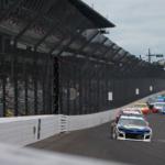 Chase Elliott at Indianapolis Motor Speedway