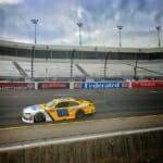 Dale Earnhardt Jr at Richmond Raceway