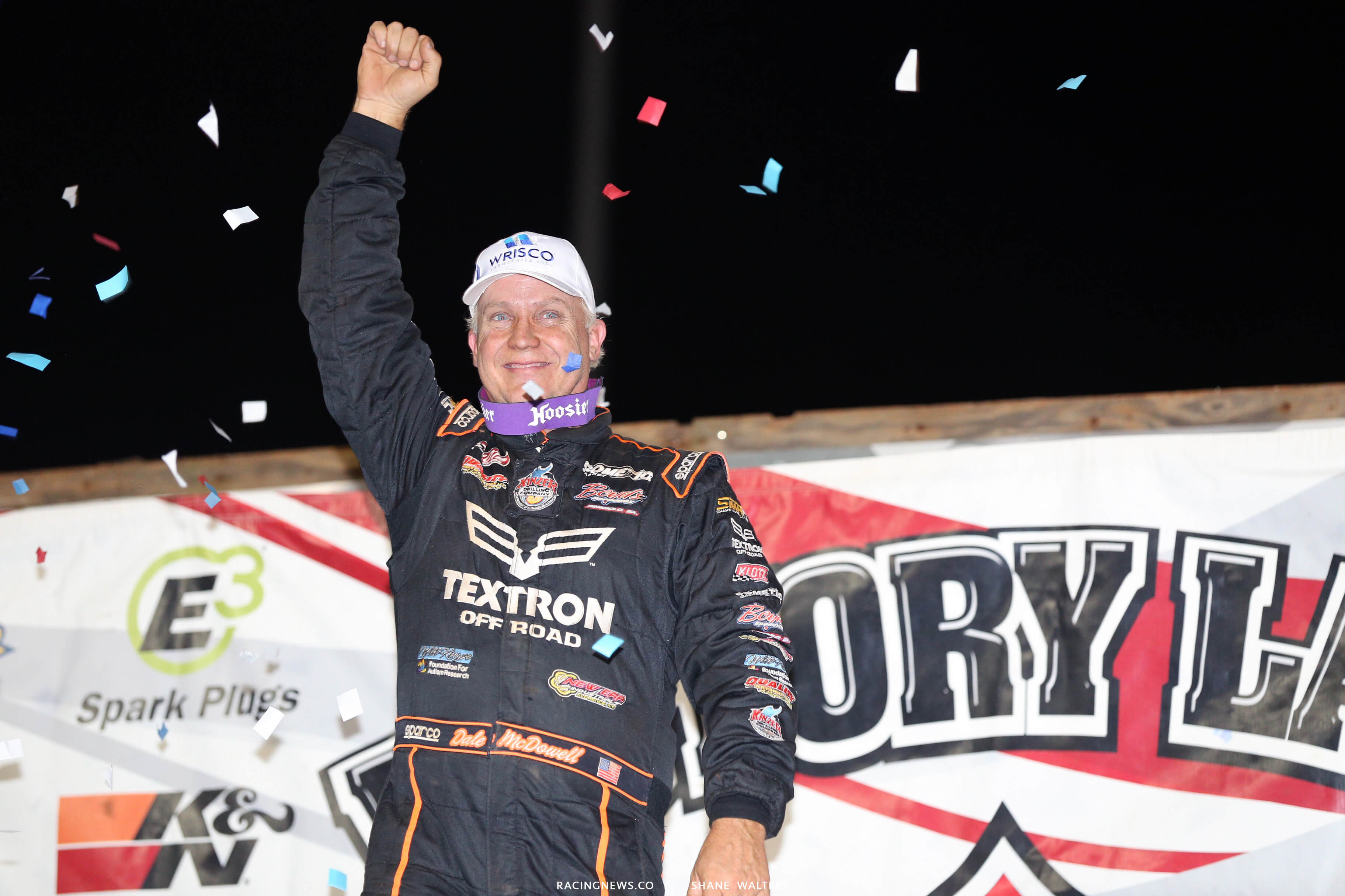 Dale McDowell wins the 2018 Dixie Shootout at Dixie Speedway 0800