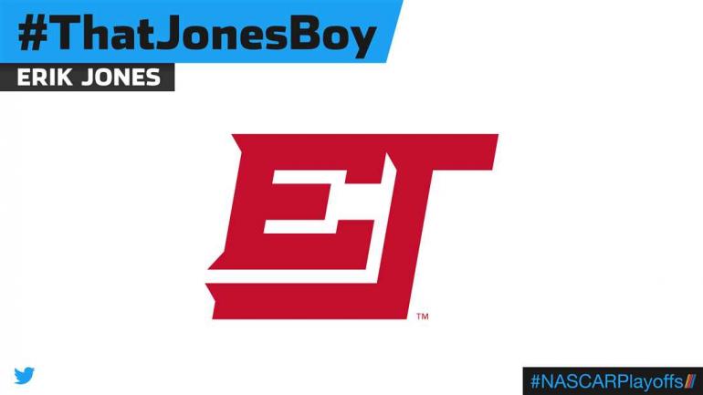Erik Jones emoji - ThatJonesBoy