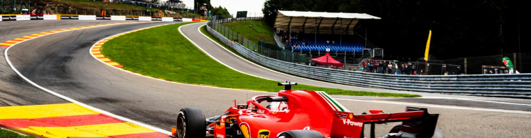 2019 F1 schedule released