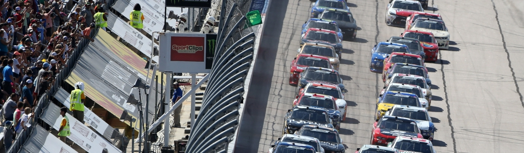 NASCAR is working on how to set the starting lineup without qualifying