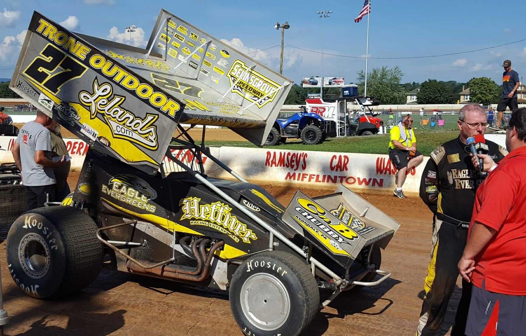 Greg Hodnett Racing
