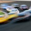 Indianapolis Motor Speedway - NASCAR motion blur