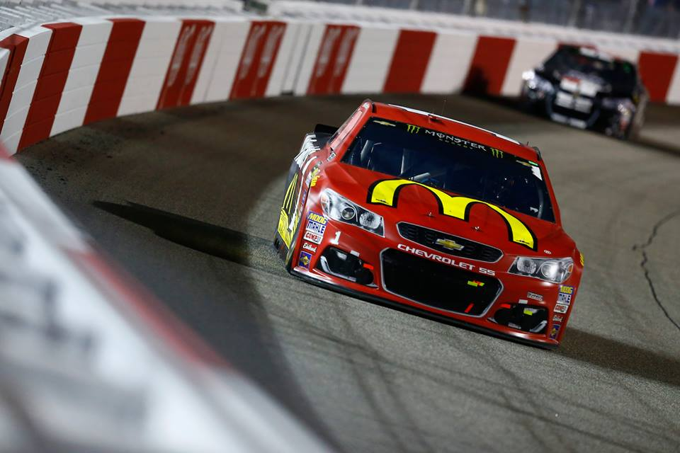 Jamie McMurray at Richmond International Raceway