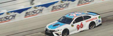 Jeffrey Earnhardt will run nine races with Joe Gibbs Racing in 2019