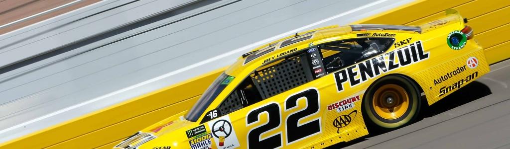 Las Vegas Motor Speedway Starting Lineup: NASCAR Cup Series