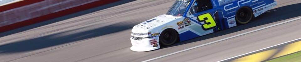 Arrest warrant issued for NASCAR driver Jordan Anderson on possession of stolen race truck