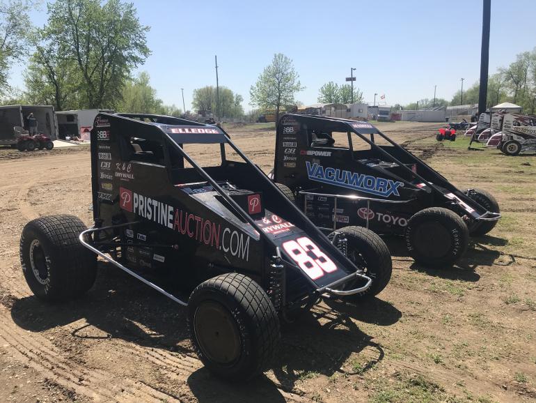 Karsyn Elledge - Dirt Midget Racing