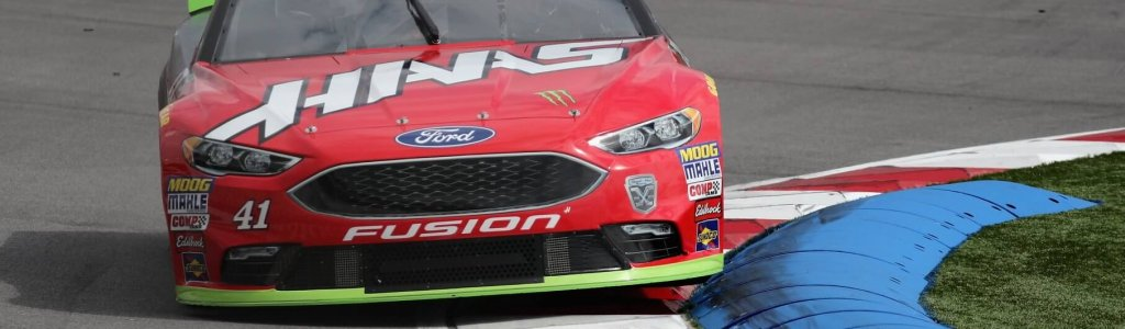 2018 Charlotte Roval Starting Lineup: NASCAR Cup Series