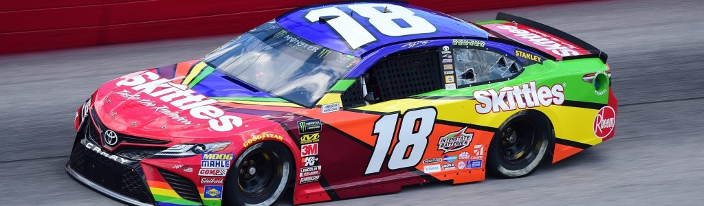 Kyle Busch talks rumors for NASCAR 2021: Independent rear suspensions?