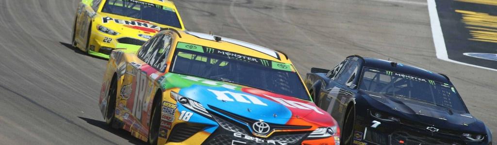 2019 NASCAR Testing: Las Vegas Motor Speedway