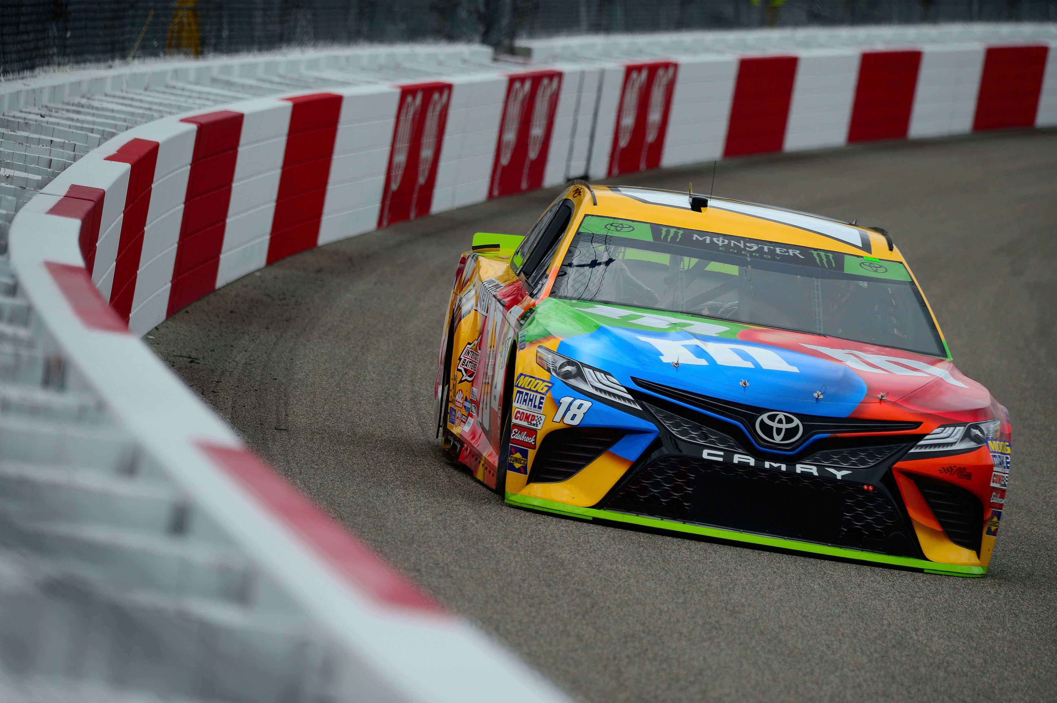 Richmond Final Practice Results: September 20, 2019 (NASCAR Cup Series) - Racing News