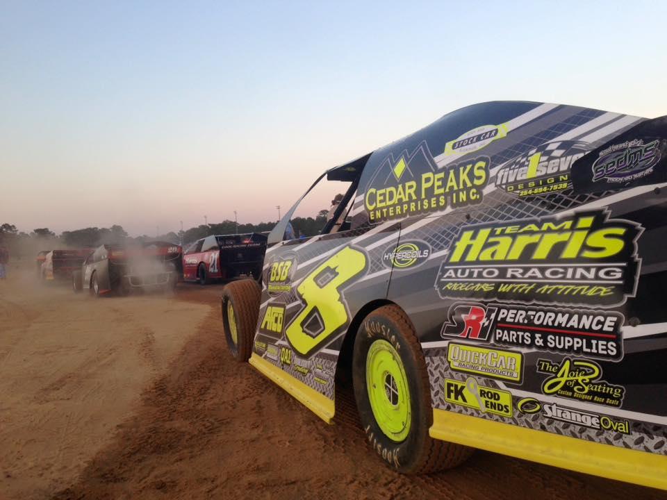 Kyle Strickler - Harris Auto Racing
