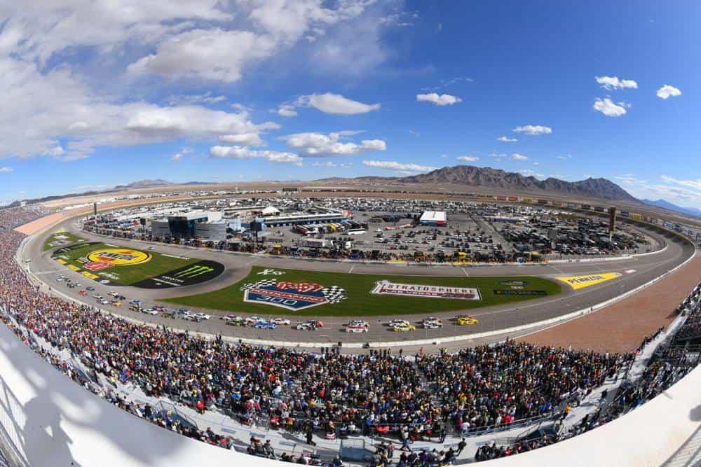 Las Vegas Motor Speedway - Race Track