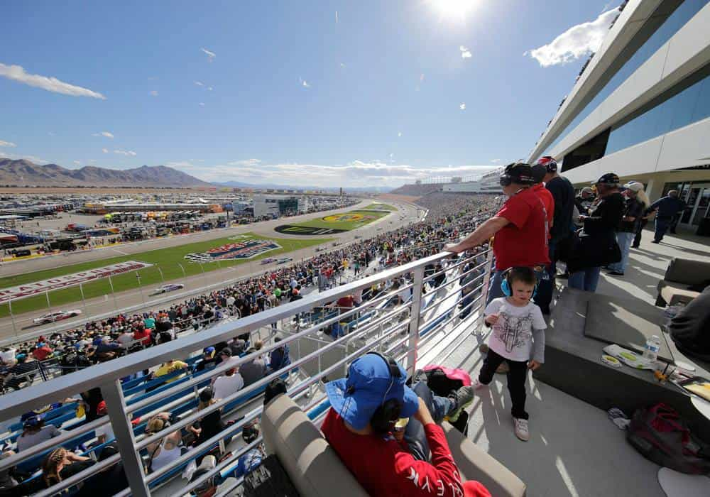 NASCAR at Las Vegas