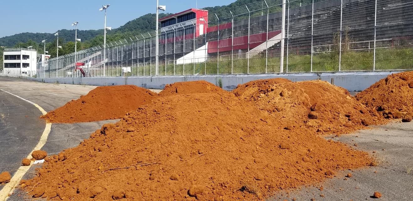 Lonesome Pine Raceway - Dirt Track
