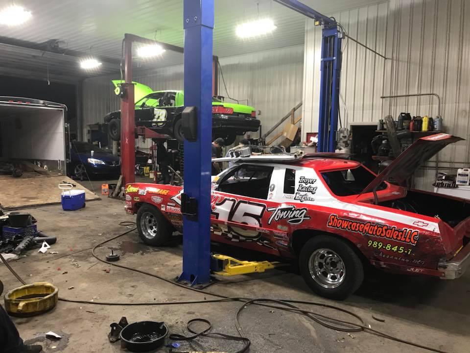 Lonnie Saumier Racing Shop