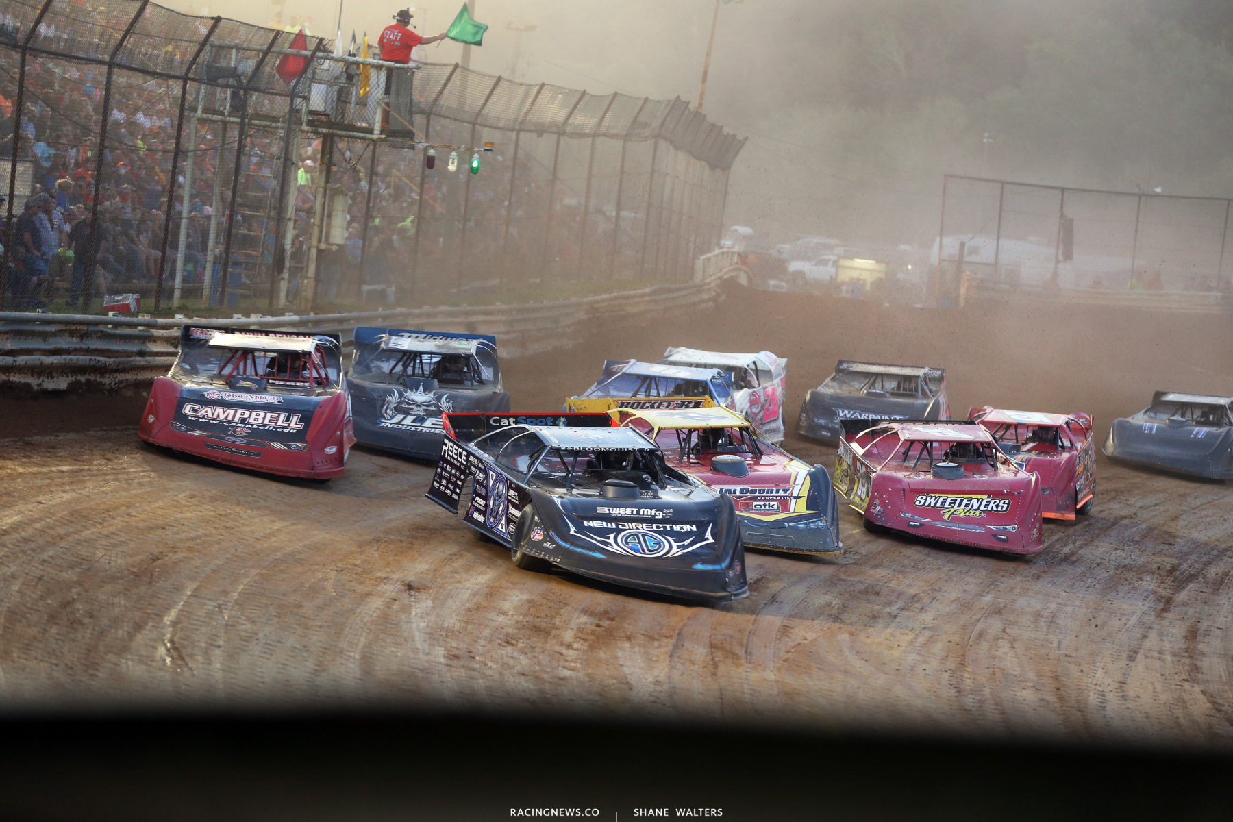 Lucas Oil Late Model Dirt Series at Tyler County Speedway 7781