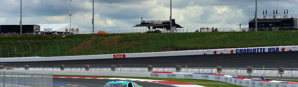 NASCAR updates the Charlotte Roval rules