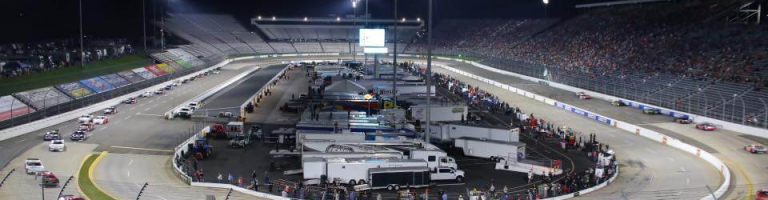 2018 NASCAR Late Model Stock race brought drama to Martinsville Speedway