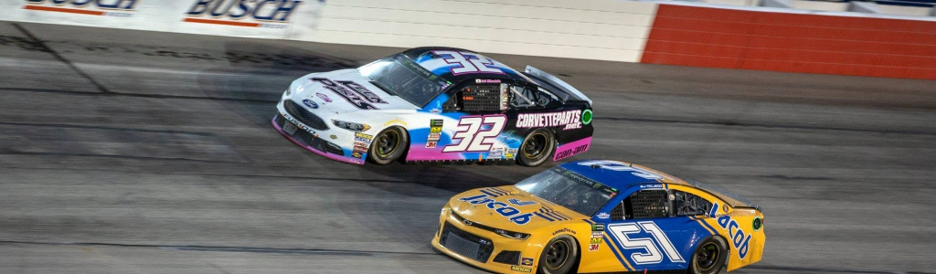 Matt DiBenedetto will part ways with Go Fas Racing for 2019