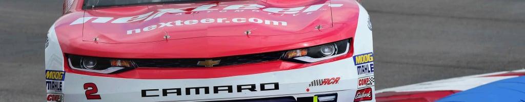 NASCAR driver Matt Tifft suffered another seizure in December