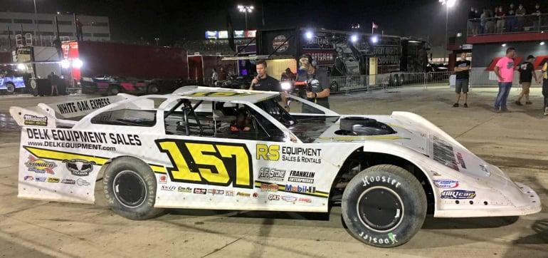 Mike Marlar wins at Eldora Speedway
