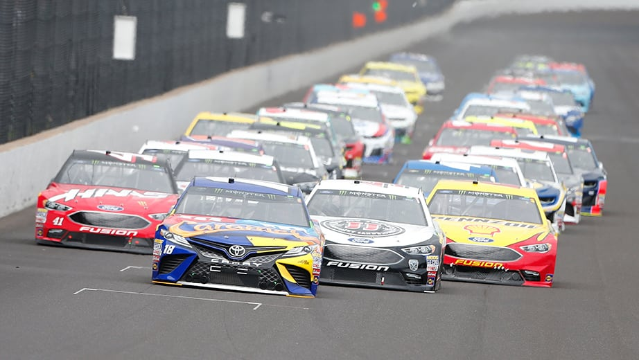NASCAR Cup Series at Indianapolis Motor Speedway