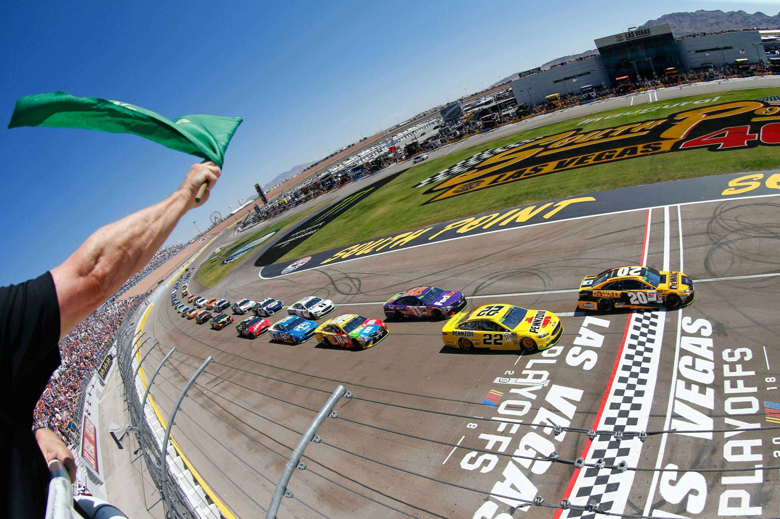 Las Vegas TV Schedule: NASCAR Weekend (March 2019)