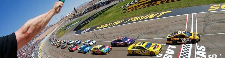 Las Vegas Race Results: September 16, 2018 – NASCAR Cup Series
