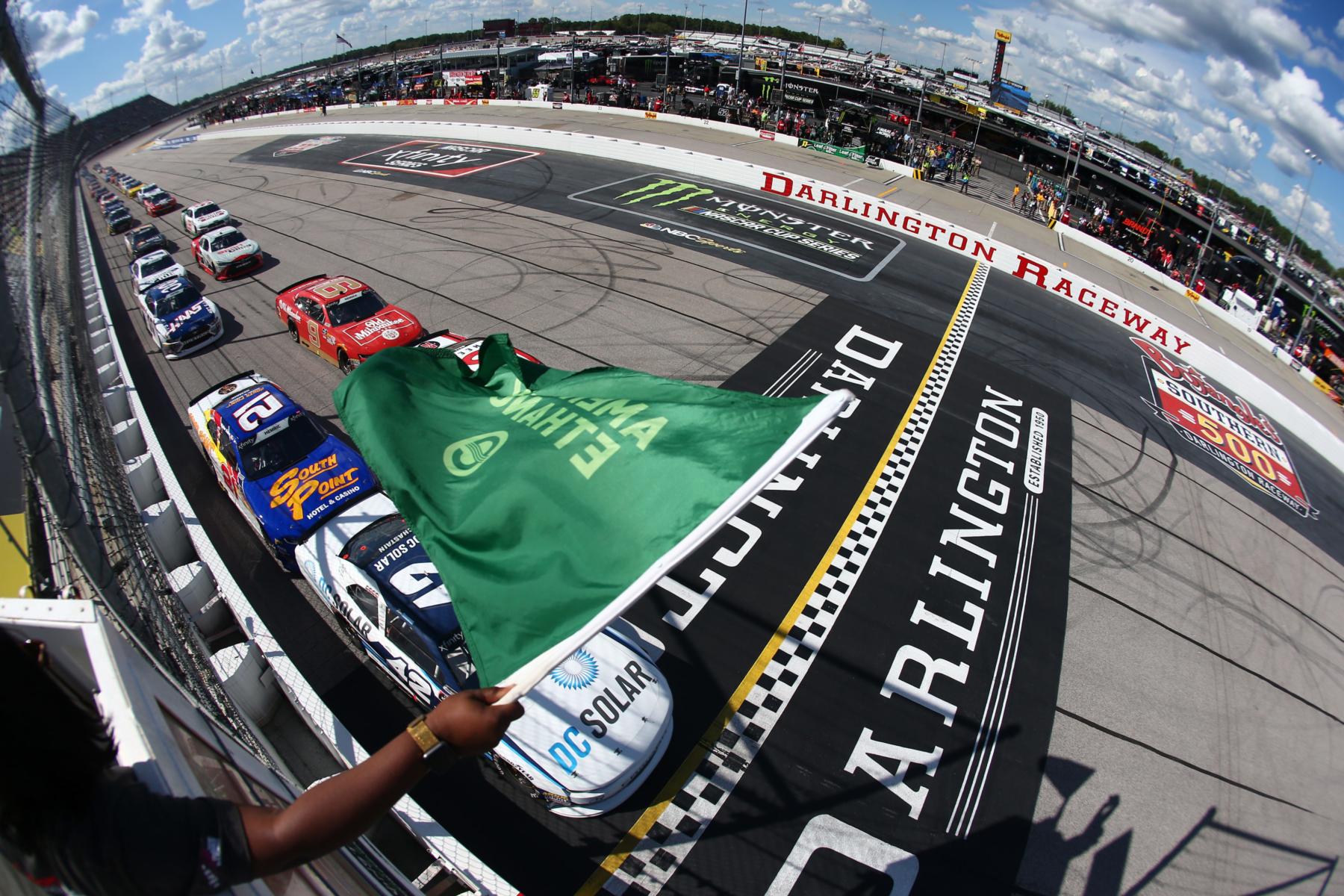NASCAR Xfinity Series at Darlington Raceway