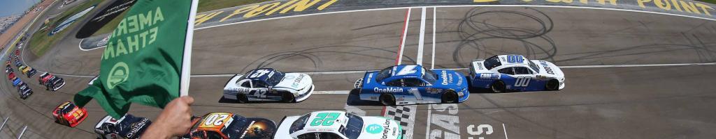 Las Vegas Starting Lineup: March 6, 2021 (NASCAR Xfinity Series)