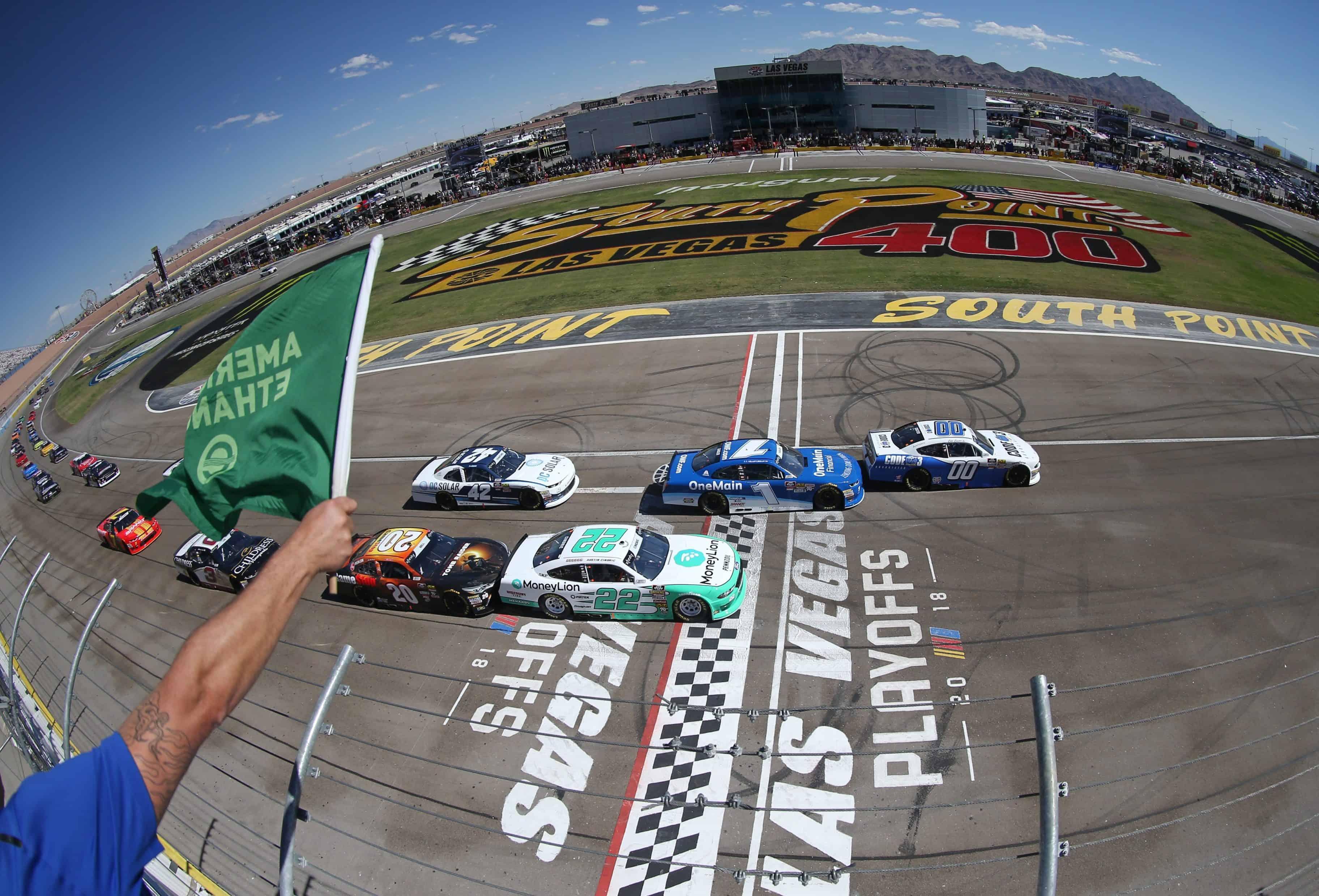 NASCAR Xfinity Series at Las Vegas Motor Speedway