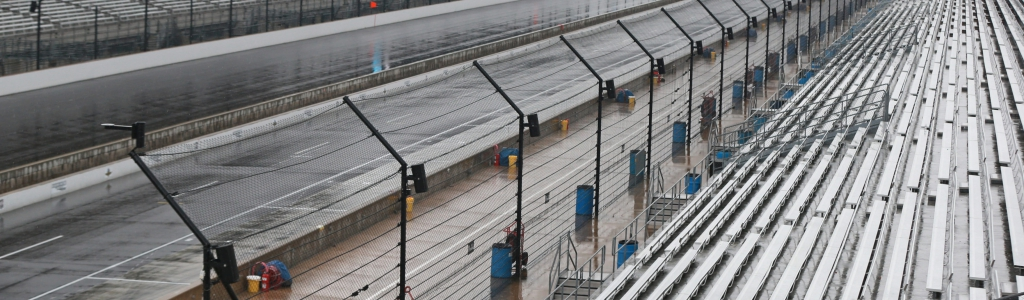 Entirety of Saturday's lineup at Indianapolis Motor Speedway postponed