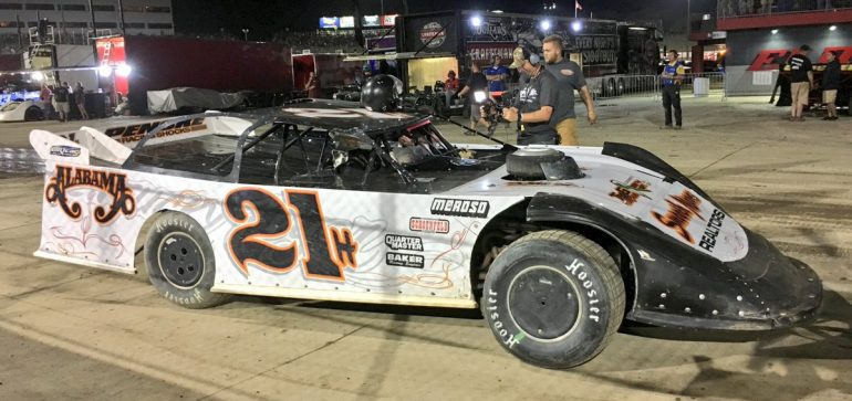 Robby Hensley wins at Eldora Speedway