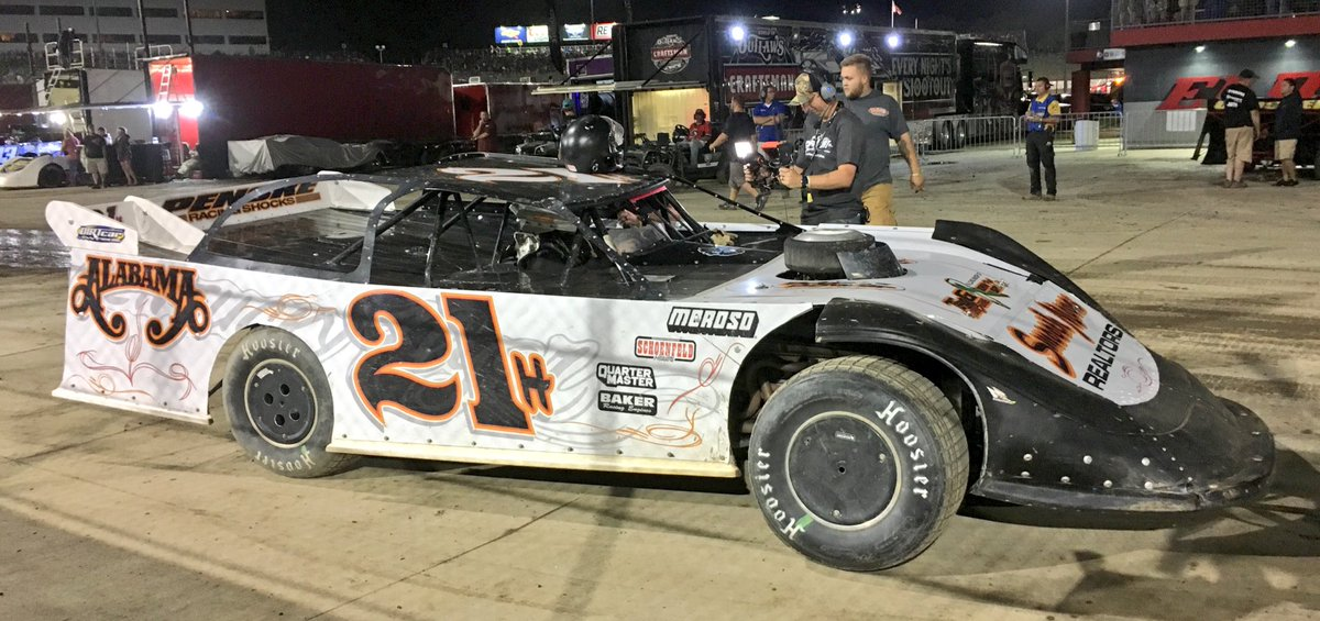 Robby Hensley wins at Eldora Speedway