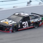 Ryan Newman - 2018 Darlington Raceway throwback