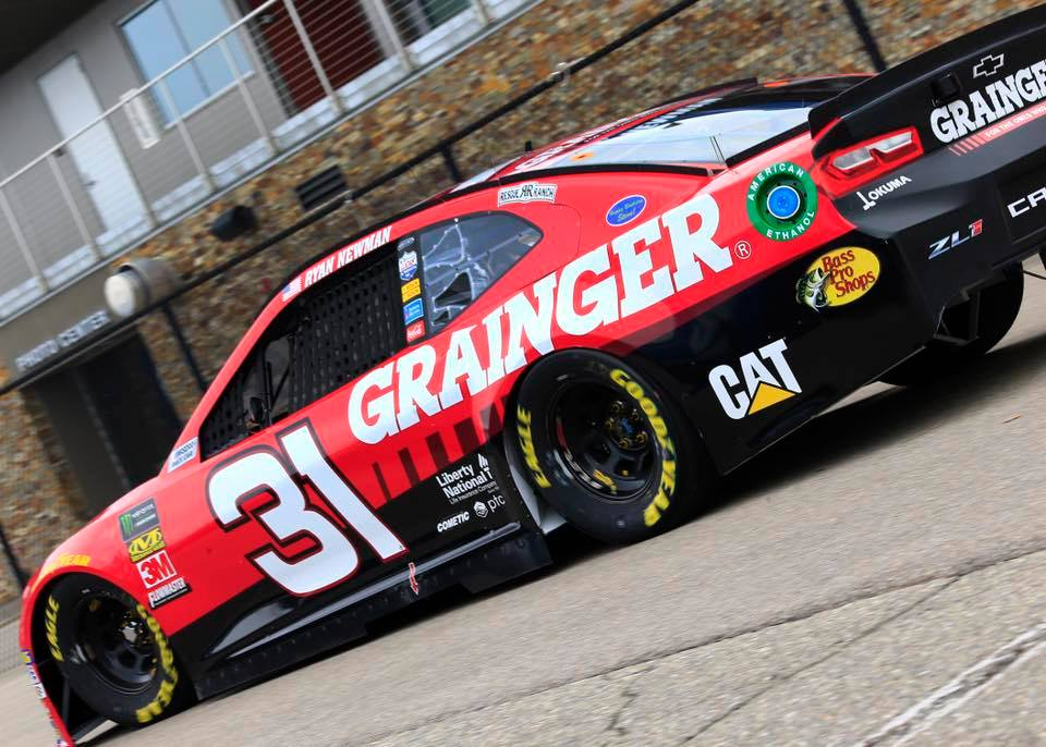 Ryan Newman - Richard Childress Racing