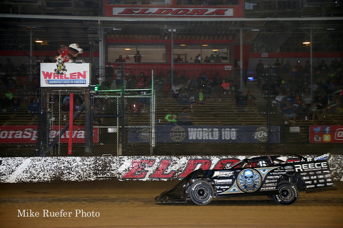 Scott Bloomquist wins at Eldora Speedway