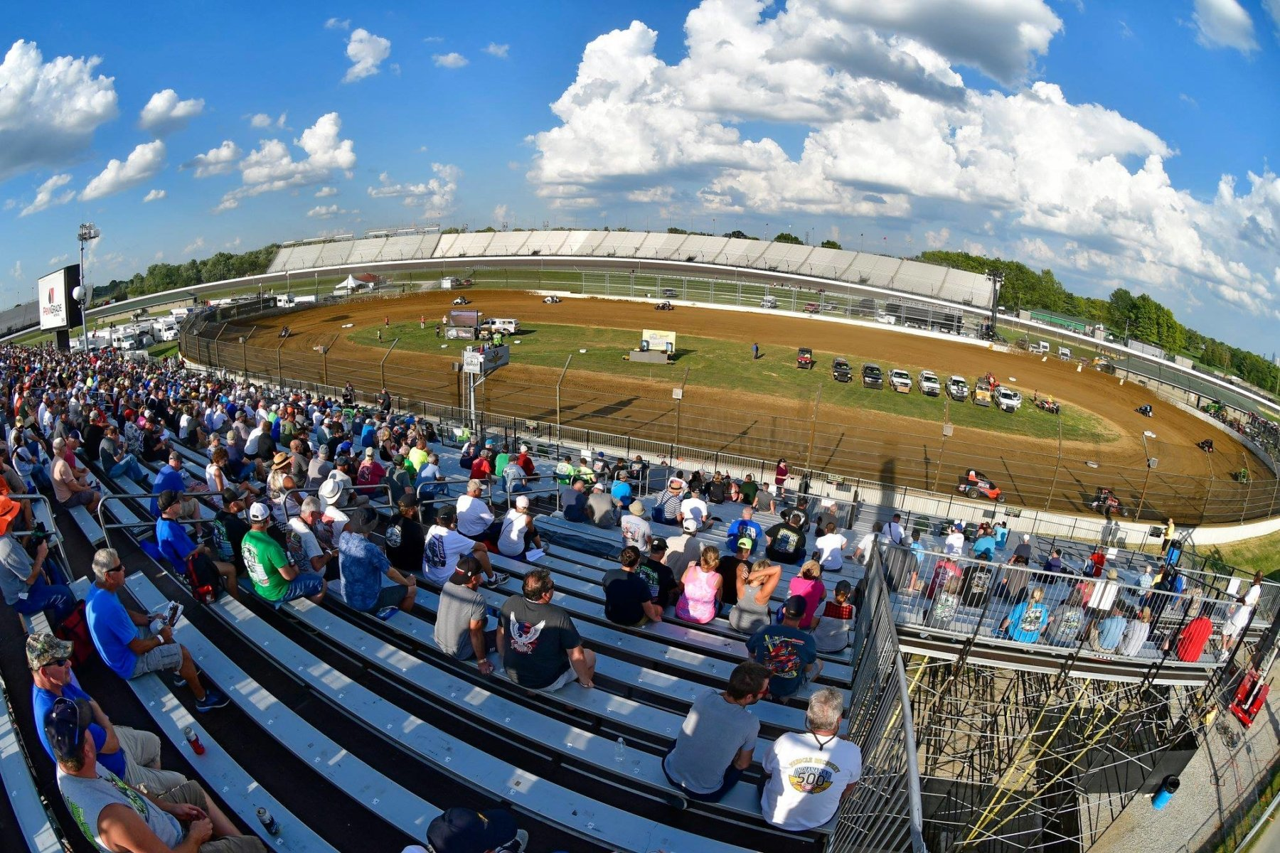 The Dirt Track at Indianapolis