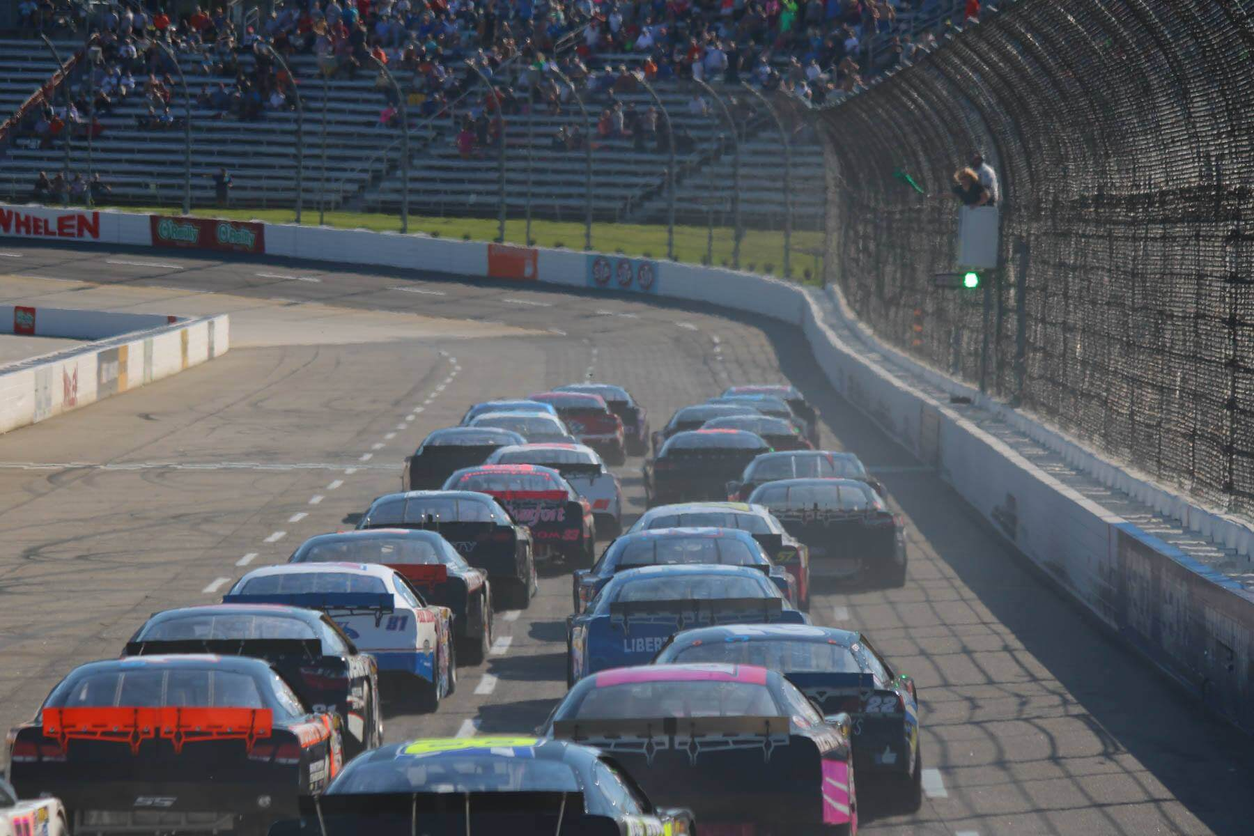 Valley Star Credit Union 300 at Martinsville Speedway