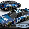 2019 Clint Bowyer Paint Scheme - Peak Antifreeze