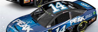 Clint Bowyer's 2019 paint scheme released – PEAK Antifreeze becomes primary sponsor