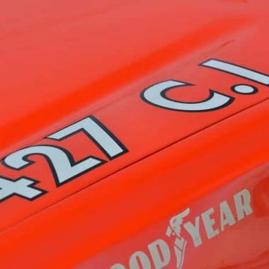 Benny Parsons - 1973 Chevrolet Chevelle 427