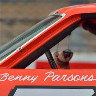 Benny Parsons Race Car